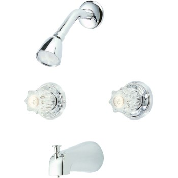 12-6069 Ch Tub/Shower Faucet