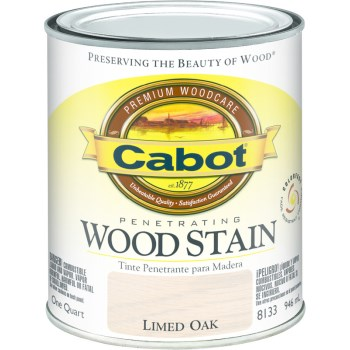 Wood Stain, Interior - Limed Oak ~ Quart