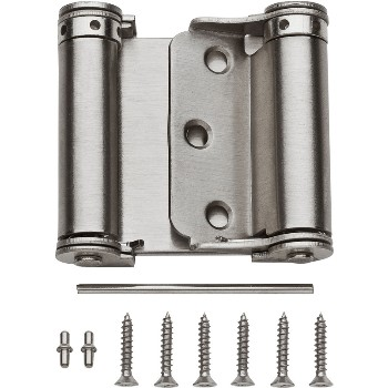 Double-Action Spring Hinge