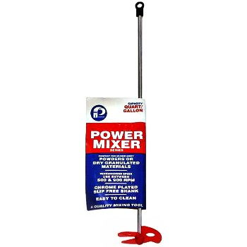 Pro Power Mixer ~ Quart or Gallon Sizes