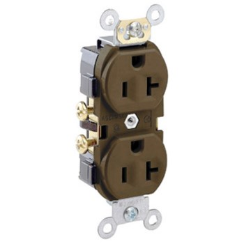 Duplex Grounded Outlet