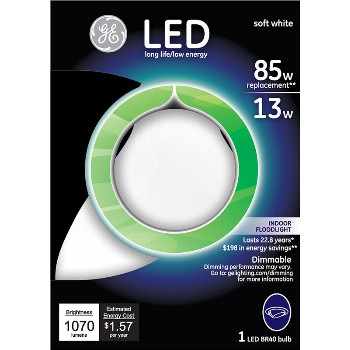 General Electric  89941 Led Track Recess Bulb