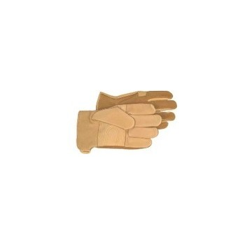 Deerskin Gloves - Premium Grain - Large