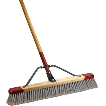 Smooth Push Broom ~ 18""