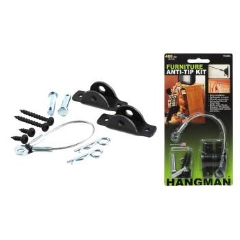 Hangman Tk400l Furniture Anti Tip Kit