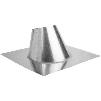 4in. Galv Roof Flashing