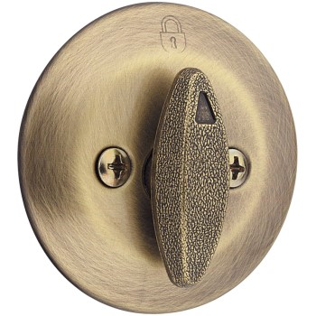 663 5 Cp One Sided Deadbolt