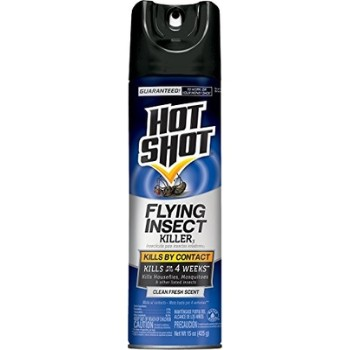 Flying Insect Killer, Spray ~ 15oz.