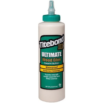 Titebond III Ultimate Wood Glue ~ 16 oz