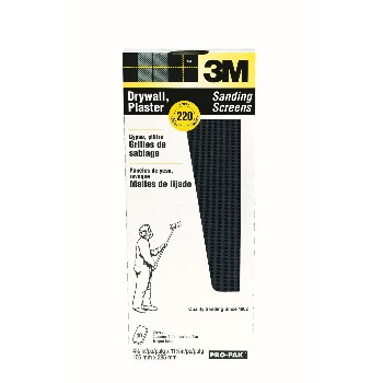 3M 051144994366 Drywall Screen ~ 220 grit