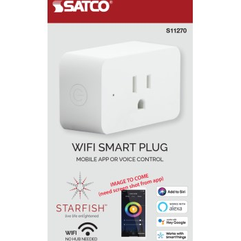 Dimming Smart Outlet