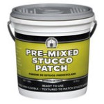 Pre-mix Stucco Patch