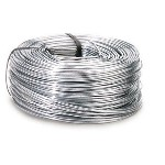 Square Hole Bar Tie Wire, 16G ~ Galvanized
