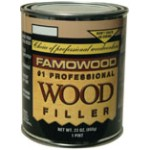 WoodFiller, Pint, Walnut