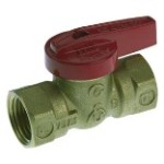 3/4in. Brs Gas Ball Valve